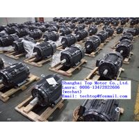 TC series IE1/IE2/IE3/IE4 casting iron housing three phase electric motor TECHTOP motor thumbnail image
