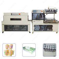 Fully Automatic Bottles Shrink Wrap Machine Manufacturer thumbnail image