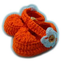 Crochet Baby Shoes high quality from  Thailand