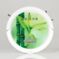 Robotic vacuum cleaner with IR remote control thumbnail image