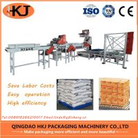 Automatic Palletizing Stacking Robot for Cartons and Bags (2019 new)