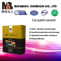 hot sale 2k hs high gloss clear coat for car