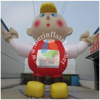 Inflatable design for children
