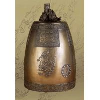 Temple bell (Model Number : 40 Kwan New Bell)