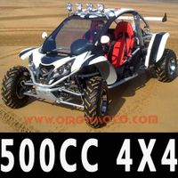 EEC 500cc 4x4 Go Kart Buggy