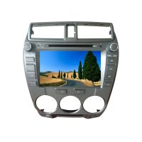 Honda City car dvd player