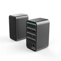 UC2401 USB-C Docking Station with 4 Displays ( HDMI + HDMI + HDMI + VGA ) thumbnail image