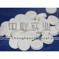Effervescent Chlorine Tablet (tcca or nadcc)