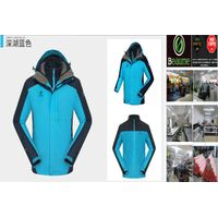 Men's 3 in 1 Windproof /Waterproof Outdoor Warm Jacket