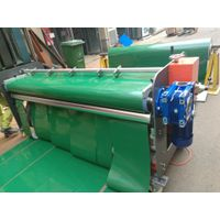 Conveyor belt slitter