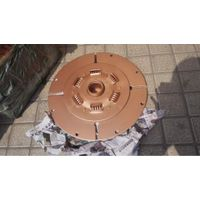 PC300-7 207-01-71310 DAMPER DISC