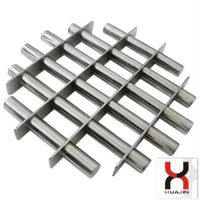 Food Magnet Filter/ Magnet Grate/Magnetic frame