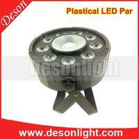 120W full-color LED plastic 9 + 1 wash par LP-209  Voltage: AC110-220V, 50-60HZ Power: 120W Source:  thumbnail image