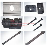 rail fasteners manufacturer from china
