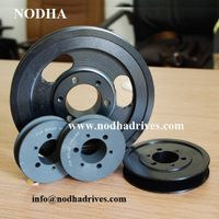 Machine sheave pulley motor pulley
