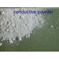 white electro-conductive pigment