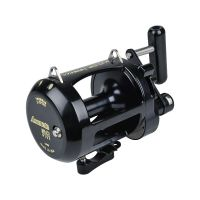 Accurate Platinum TwinDrag ATD 80W-L Reel