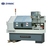 Nantong Cheap Price Small Torno Metal Lathe precision swiss machine CK6132
