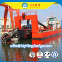 2500m³ Cutter Suction Dredger