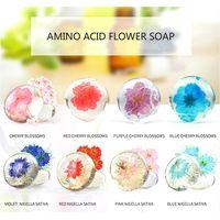 Private Label Amino acid Handmade Soap 100% Pure Natural Plant Soap thumbnail image