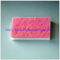 Abrasive Magic Sponge Scouring Pad for Kitchen thumbnail image