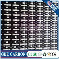 3K Carbon Fiber 1500D Kevlar Fiber Hybrid Fabric