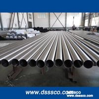 TP304L Stainless Steel Welded Pipe For Heat- Delivery