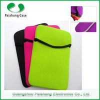 Waterproof neoprene laptop sleeve wholesale for universal tablet pc case