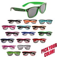 Personalized Caribbean Classic Sunglasses