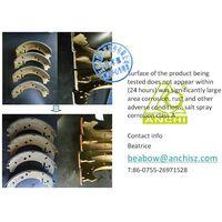 car parts 4515 brake shoe manufacturer