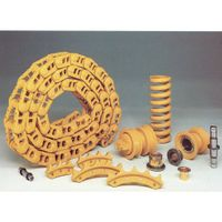 Undercarriage parts, Track Rollers for Excavator and Bulldozer thumbnail image