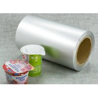 lacquer aluminium foil for yogurt lid
