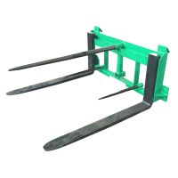 Pallet Fork Bale Spear Attachment