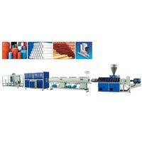 2''-4'' PVC pipe production line thumbnail image