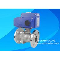 China Floating Ball Valve With Electric Actuator thumbnail image