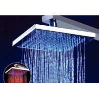 led top shower