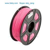 3D Printer Filament PLA ABS filament with 18 full Colors