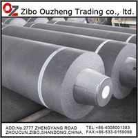 graphite electrode used in the steel melting