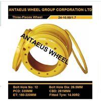 Earthmover Wheel Rim 24-8.5/1.7, 24-10.00/1.7 thumbnail image