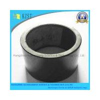 Permanent Anisotropic Ferrite Ring Size Customized