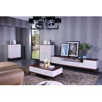 Nordic style ash solid wood living room furniture for promotion thumbnail image