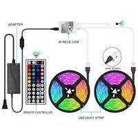 5050 RGB colorful Bluetooth LED light strip thumbnail image