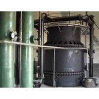 Biomass gasification furnace