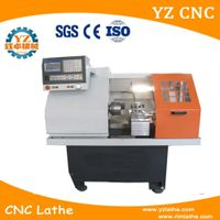 Economy small CNC lathe machine CK0632 with golden quality and service