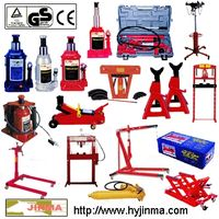 Hydraulic bottle jack, air/hydraulic jack, two stage hydraulic bottle jack, long RAM jack, jak stand