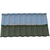 stone coated metal nosen roof tile prices