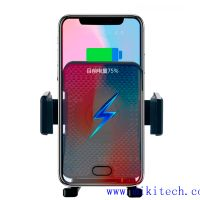 Wireless car charger mount Automatic