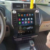 Vertical Screen 12.1 Inch Android Car Multimedia Navigation For Toyota Prado 2018 thumbnail image