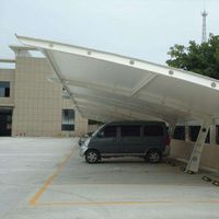 Superior quality car parking shade canopy