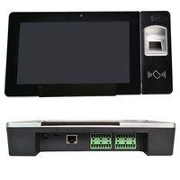 7 inch android NFC Vesa Wall-mount RS485 Ethernet RJ45 port Optical Fingerprint tablet pc computer
